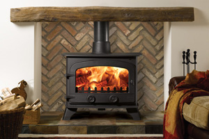 Wood Burner from Manor House