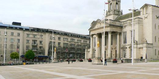 Leeds Millennium Square
