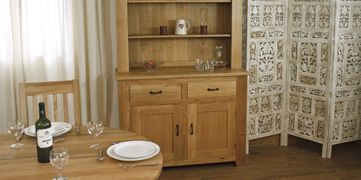 Oak Cupboard