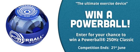 Win a Powerball