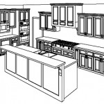 kitchen design cad