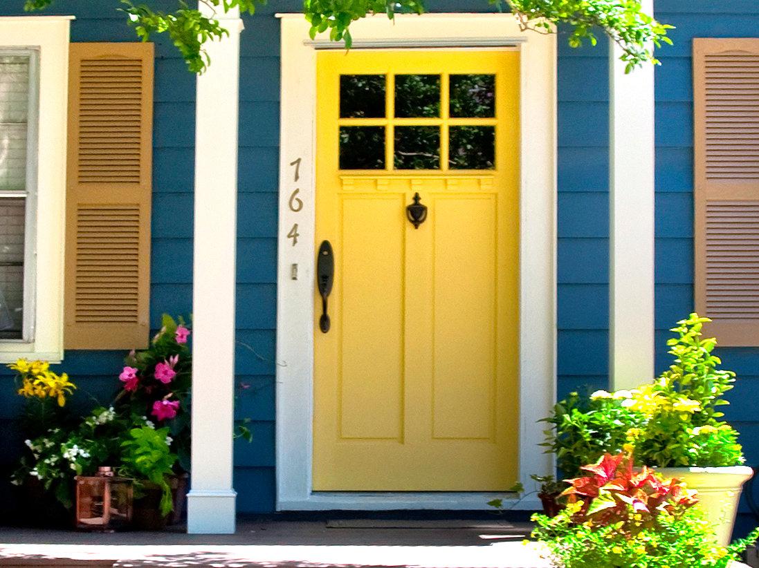 painted-door